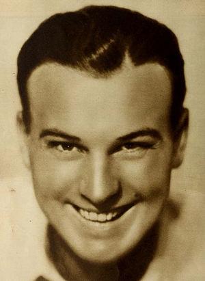 Gavin Gordon (actor) - pictured in 1931