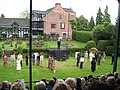 Gawsworth Hall open air theatre-geograph-3171170-by-Peter-Turner.jpg