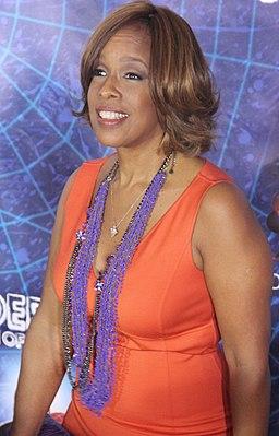 Gayle King 2011