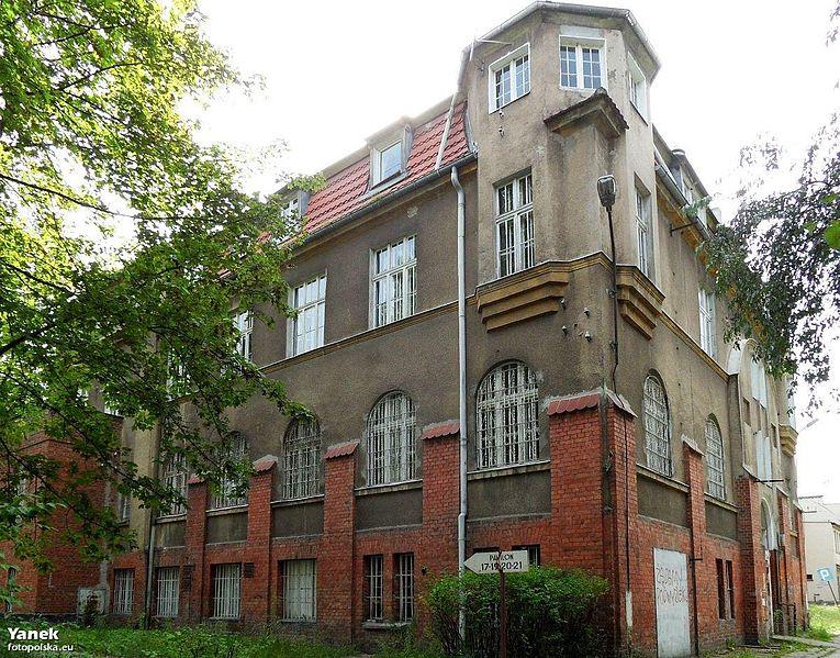 Gdański szpital psychiatryczny w kwarantannie