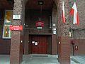 Gdańsk ulica Pestalozziego 7–9 (obwodowa komisja wyborcza) wybory samorządowe 2014.JPG