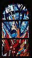 Gedenkfenster in St. Cosmas und Damian zum Flammenwerferattentat vom 1964-06-11.jpg