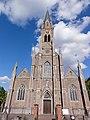 Gemert Rijksmonument 16050 Kerk van St.Jans onthoofding façade.JPG