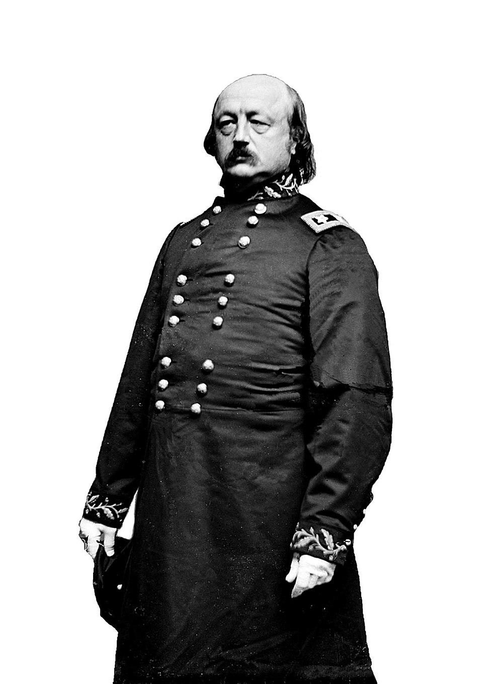 General Benjamin Butler Brady-Handy