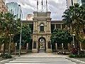 General Post Office central facade seen from Post Office Square, Brisbane.jpg