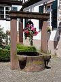 Gengenbach, Brunnen Ecke Victor-Kretz-Strasse - Engelgasse.jpg