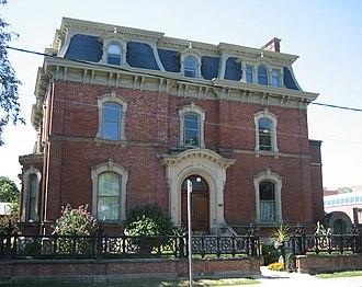 George Brown House (Toronto) - George Brown House in 2007