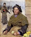 George Clausen, 1883 - Gypsy Florist.jpeg