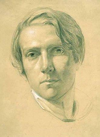 George Richmond (painter) - Self-portrait, ca. 1830