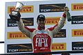 German Sirvent - Top Race Series V6 2012 - Podio I.jpg