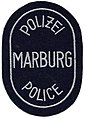 Germany - Stadt Polizei Marburg (defunct 1974) (4471070452).jpg