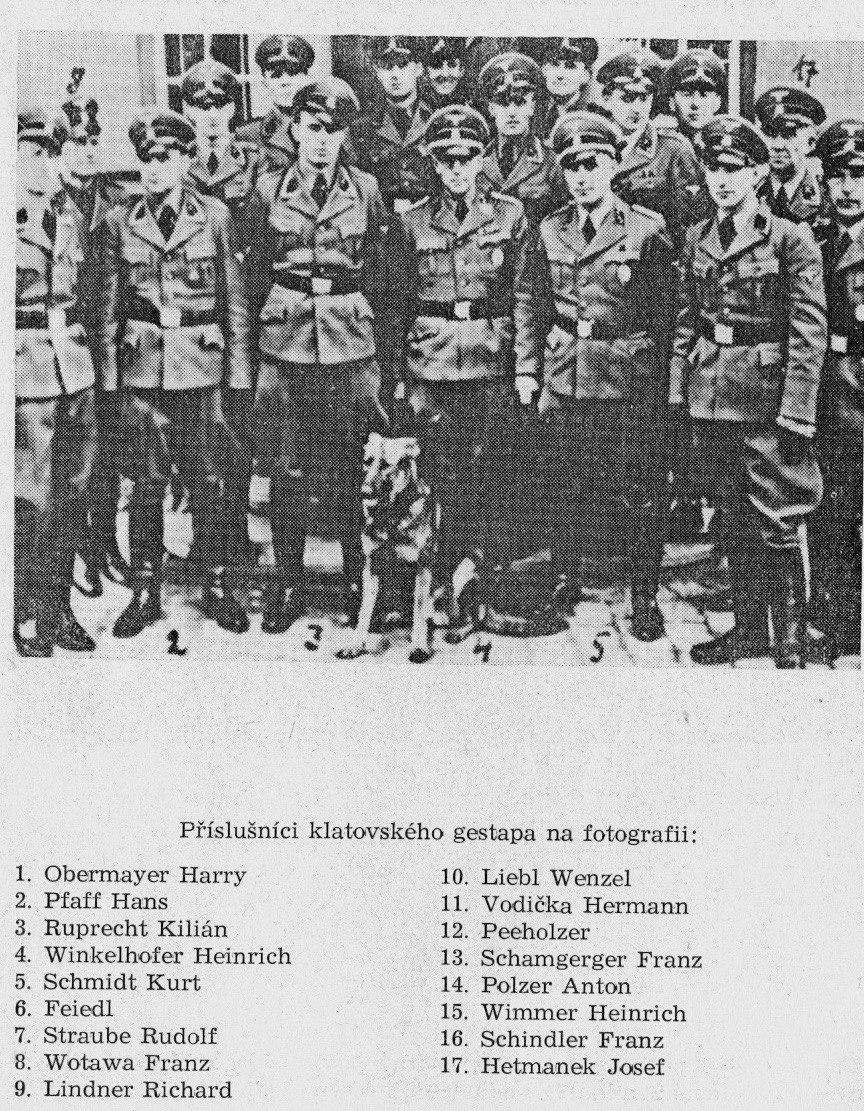 Gestapo Klatovy