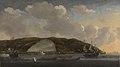 Gezicht op Algiers met de Ruyters schip 'De Liefde', 1662 Rijksmuseum SK-A-1396.jpeg