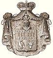 Ghica CoA 1830 Alexander II Ghica.JPG