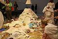 Giant cake at City Hall - Maisemakakku Kaupungintalolla IMG 9443 C.JPG