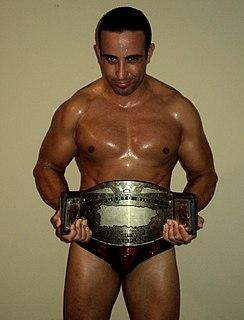 Gilbert (wrestler) Puerto Rican professional wrestler