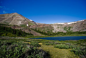 Uinta Mountains - Wikipedia