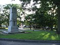 Gildersome Green and War memorial. - geograph.org.uk - 57148.jpg