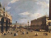 Giovanni Antonio Canal, il Canaletto - The Piazzetta - WGA03897.jpg