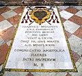 Giovanni Molin - Lapide in Duomo Nuovo - Brescia (Foto Luca Giarelli).jpg