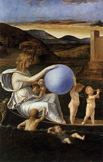 Allegories (Bellini) - The Fortune
