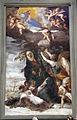 Giovanni da s. giovanni (in basso) e volterrano (in alto), s. felice soccorre s. massimo, 1636, 01.JPG