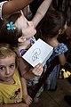 Girl in Rangoon with Barack Obama's signature.jpg