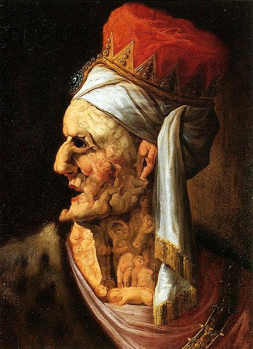 Giuseppe Arcimboldo Herod