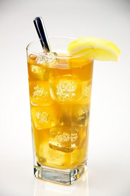 Glass of iced tea - Evan Swigart