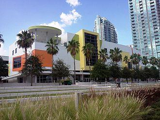 Downtown Tampa - Glazer Children's Museum