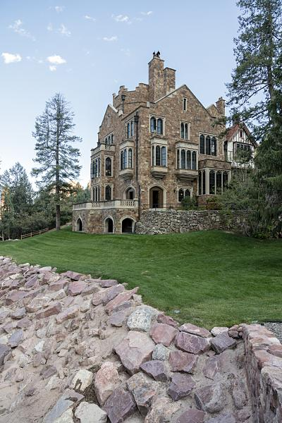 File Glen Eyrie Castle An English Tudor Style Home Built