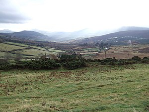 Glencree - Image: Glencree geograph.org.uk 627187