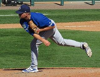 Glenn Sparkman American baseball player