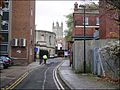 Gloucester ... one way to the Cathedral. - Flickr - BazzaDaRambler.jpg