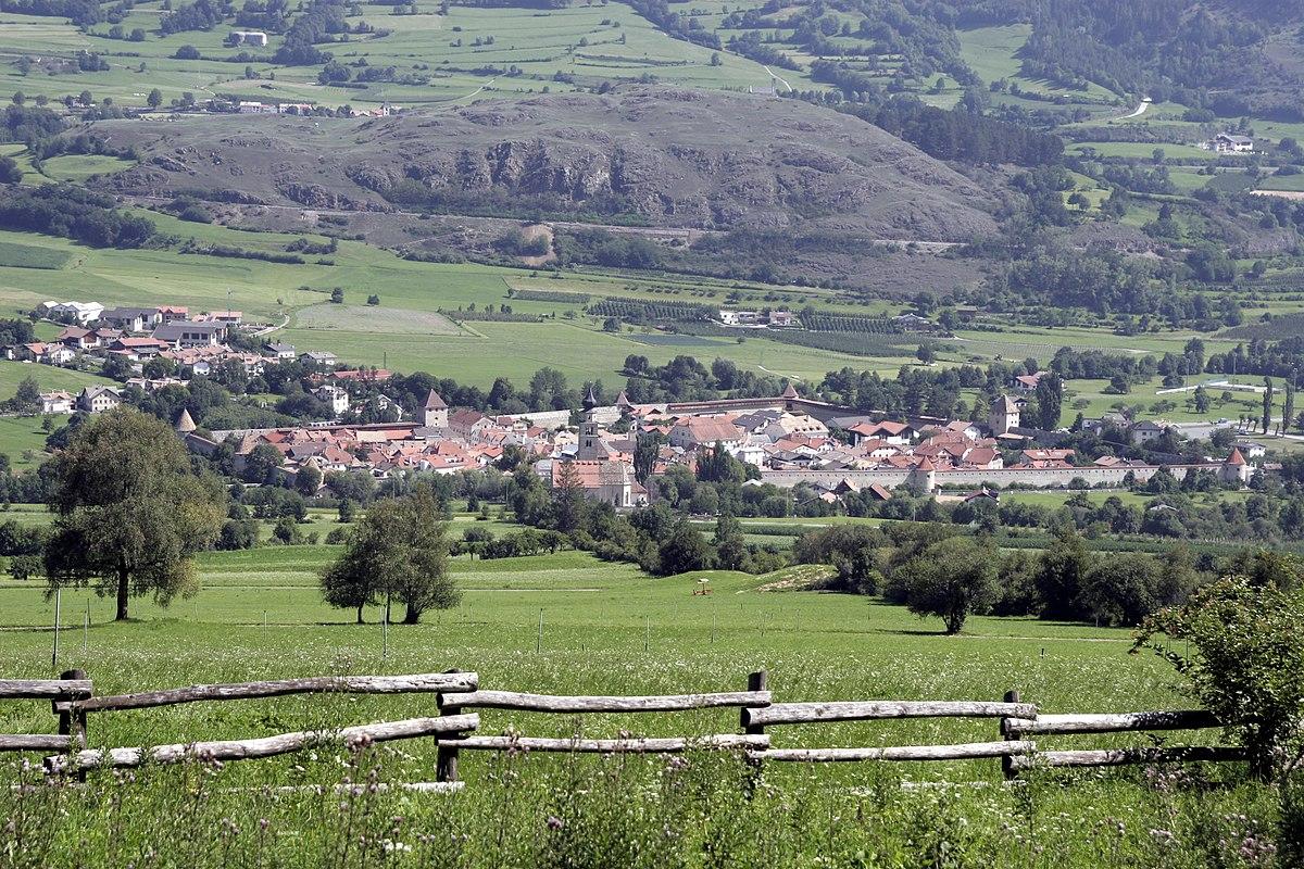 Comune Di Lana Bz glurns - wikipedia