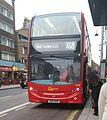Go-Ahead London- London Central - AD E40D-Alexander Dennis Enviro400 - E183 SN61BHW - Route X68 (16568560926).jpg