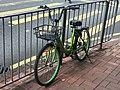 Gobee Bike in City One Sha Tin 07-10-2017.jpg