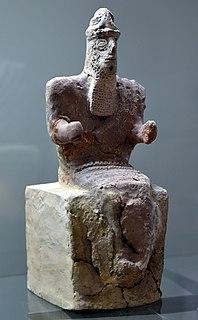 Enlil Ancient Mesopotamian god