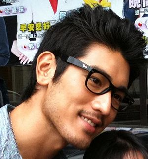Godfrey Gao - Gao in 2010