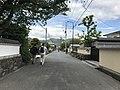 Gofukumachisuji Street in Hagi Castle Town 1.jpg