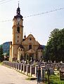 Goleszow, church, 11.7.1994r.jpg