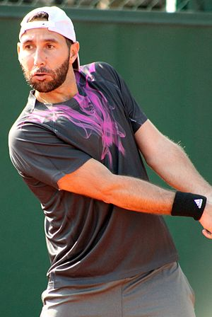 Santiago González (tennis) - González at the 2015 French Open