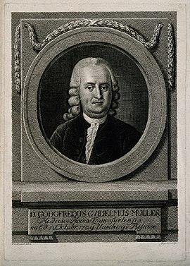 Gottfried Wilhelm Müller
