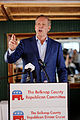 Governor of New York George Pataki at Belknap County Republican LINCOLN DAY FIRST-IN-THE-NATION PRESIDENTIAL SUNSET DINNER CRUISE, Weirs Beach, New Hampshire May 2015 by Michael Vadon 08.jpg