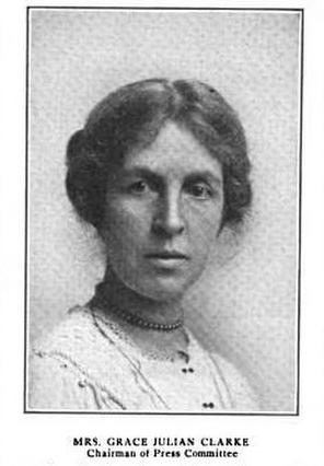 Grace Julian Clarke Wikipedia