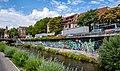 Graffiti Leo Wohlebstraße (Freiburg im Breisgau) jm83619.jpg