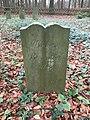 Graffsteen op'n Jöödschen Karkhoff Cuxhoben 11.jpg