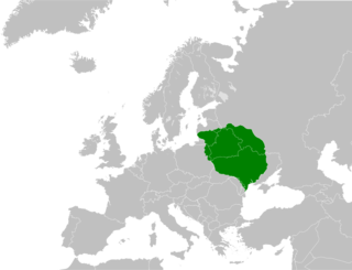 Grand Duchy of Lithuania European state from the 12th century until 1795