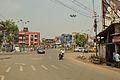 Grand Trunk Road and Jagat Banerjee Ghat Road Crossing - Kazi Para - Howrah 2014-06-15 5077.JPG