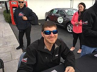 Grant Enfinger American stock car racing driver
